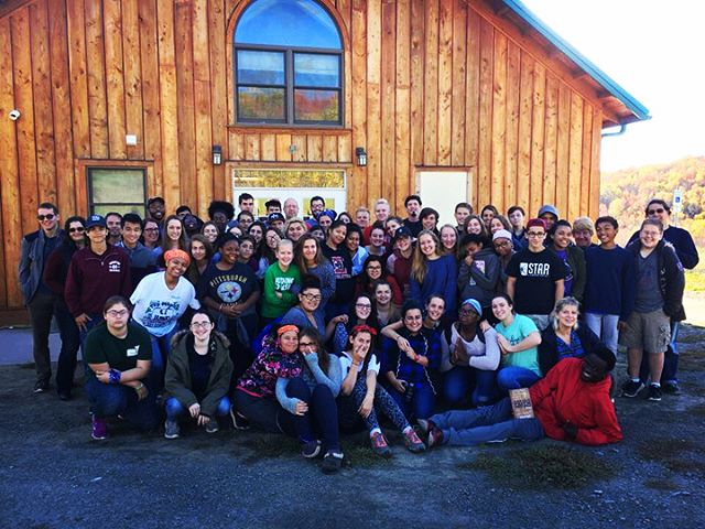 Amazing time this past weekend at the Fall Teen Getaway with a great group of people, and messages from God' Word. Think, Love, Serve!NEXT UP is the Father & Son Retreat this Friday! Still time to register, but don't delay! #campiroquoina #fallretreats2017 #fallteen2017 #1peter4711 #fatherandson2017 #retreats